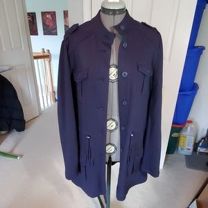 Torrid Military Jacket